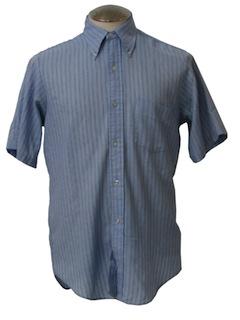1970's Mens Classic Shirt