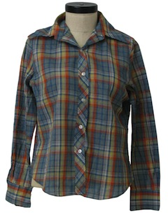 1970's Womens Shirt