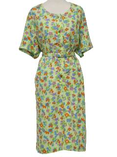 1950's Womens Day/House Dress