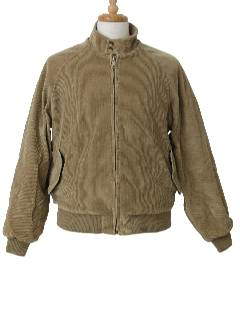 1990's Mens Wicked 90s Corduroy Jacket