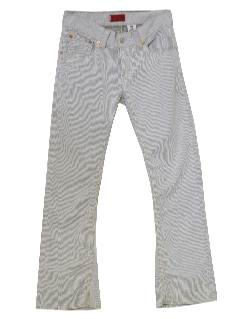 1990's Womens Flared  Corduroy Pants
