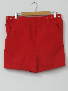 1980's Womens Maternity Shorts
