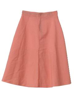 1960's Womens/Girls Skirt