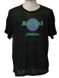 1980's Mens Totally 80s Travel T-Shirt