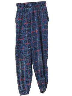 1980's Unisex Totally 80s Baggy Pants