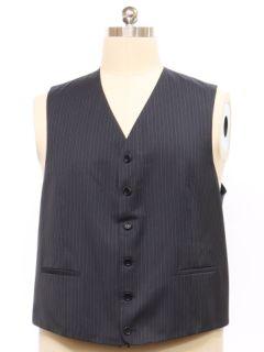 1990's Mens Suit Vest