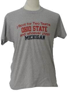 1980's Mens Sport T-Shirt