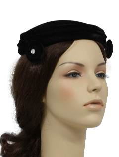 1930's Womens Accessories - Hat