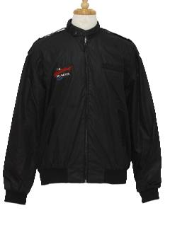 1990's Mens Members Only Style Jacket