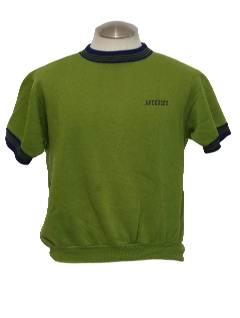 1970's Mens Mod Sweatshirt