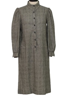 1960's Womens Wool Dress