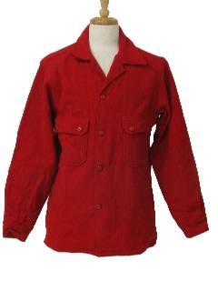 1960's Mens Mod CPO Jacket