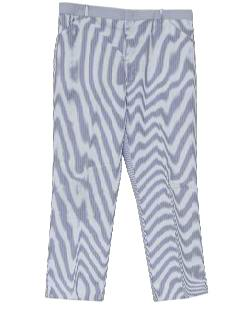 1970's Mens Golf Style Pants