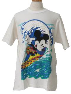 1990's Unisex Disney Cartoon T-Shirt