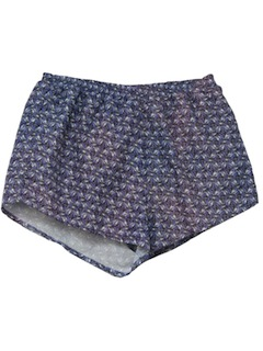 1990's Womens Wicked 90s Running Shorts