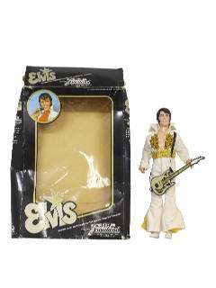 1980's Home Decor Elvis Doll Figurine