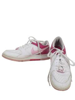 1990's Womens Accessories - Nike Tennis or Running Shoes
