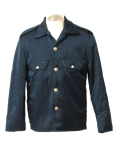 1960's Mens Work Jacket
