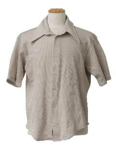 1970's Mens Shirt