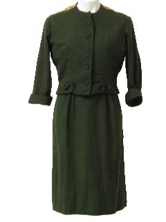 1960's Womens Chic Dress