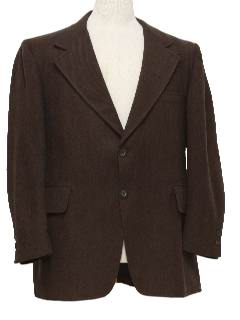 1960's Mens Sports Jacket