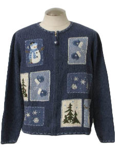 1980's Unisex Ugly Christmas Sweater