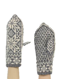1940's Mens Accessories - Gloves