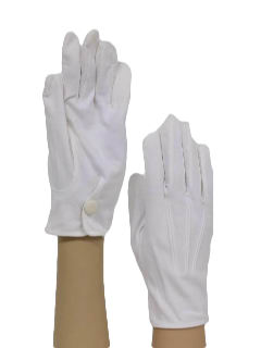 1950's Mens Accessories - Gloves