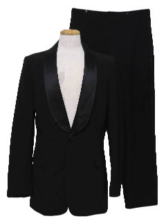 1950's Mens Tuxedo Suit