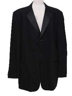 1980's Mens Tuxedo Jacket