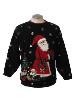 1980's Unisex Christmas Sweater