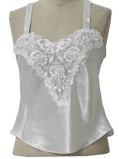 1990's Womens Lingerie Camisole Top