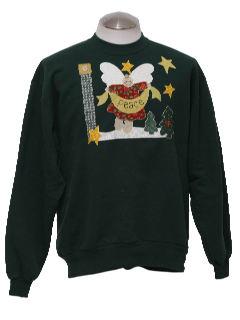 1990's Unisex Ugly Christmas Sweatshirt