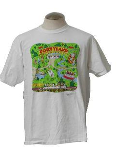 1990's Unisex Humor T-Shirt