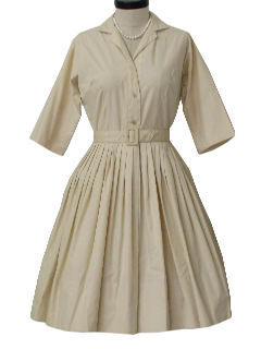 1950's Womens Fab Fifties New Look Day Dress