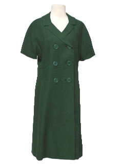 1950's Womens New Look Fifties Day Dress