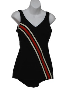 1970's Womens Swimsuit