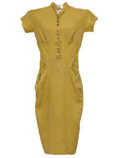 1940's Womens Fabulous Forties Dress