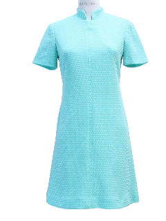 1970's Womems Knit Dress