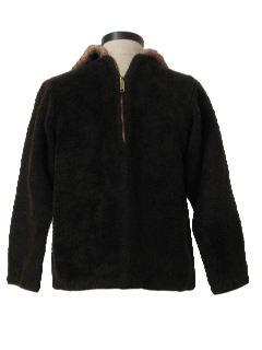 1960's Mens Hoodie Jacket