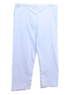 1950's Mens Chef Pants