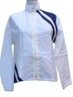 1960's Womens Mod Racing Jacket