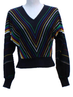 1970's Womens Pullover Sweater