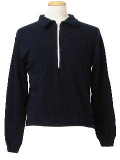 1970's Mens Track Sweatshirt