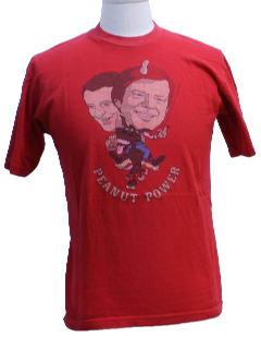 1970's Unisex Political T-Shirt