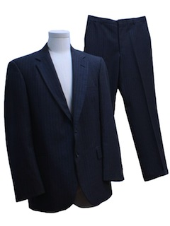 1980's Mens Designer Suit