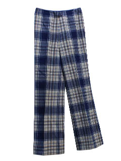 1970's Womens Pendleton Wool Pants
