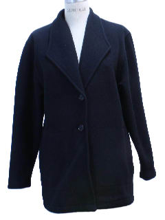 1960's Womens Wool New Look Blazer Jacket