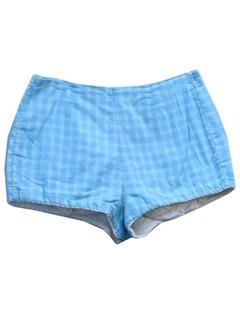 1950's Womens Short Shorts