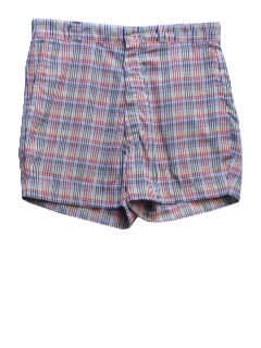 1970's Mens Casual Shorts